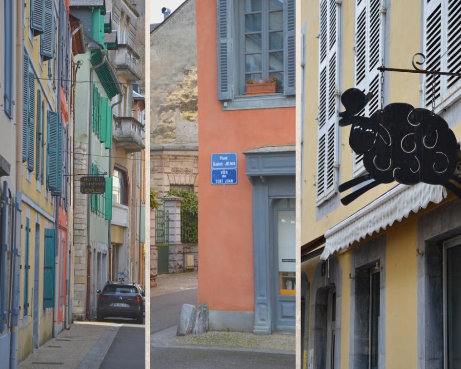 Rues-Montagne-Bagnères-de-Bigorre